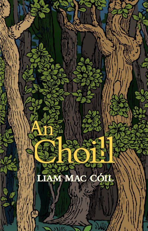An Choill, clúdach cover