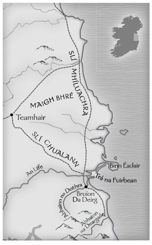 Mapa: Conaire Mór