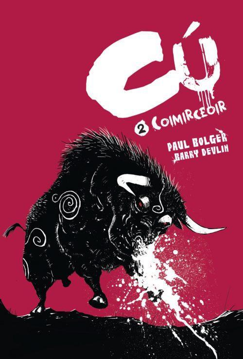 Cú Coimirceoir clúdach cover image