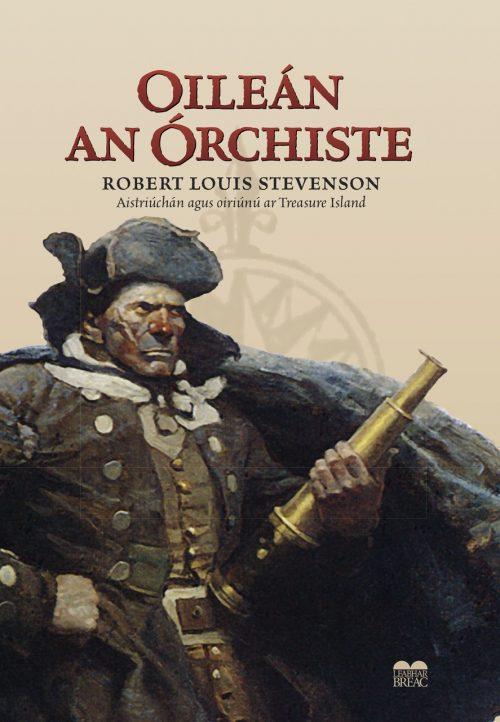 Cover clúdach Oileán an Órchiste Treasure Island