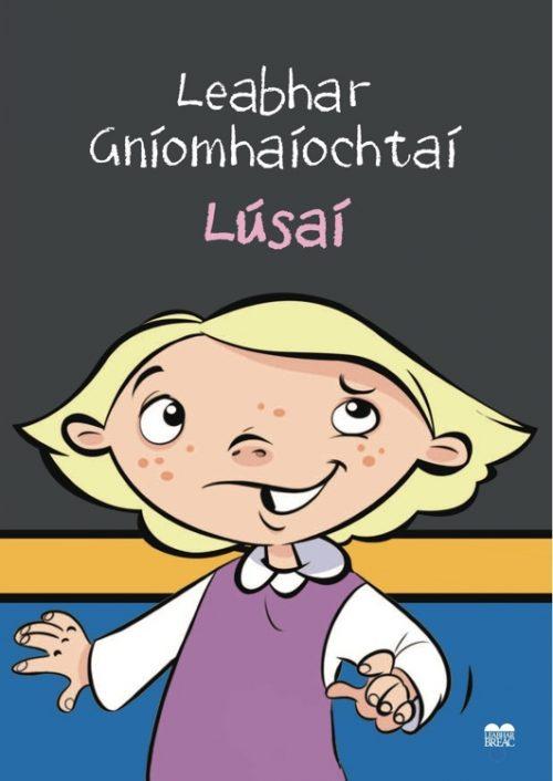 Leabhar Gníomhaíochtaí LúsaíCover image