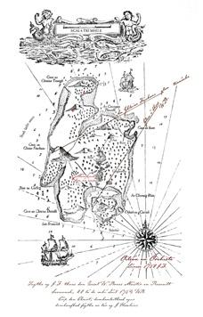 Mapa: Oileán an Órchiste