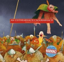 An Ceithearnach Caolriabhach